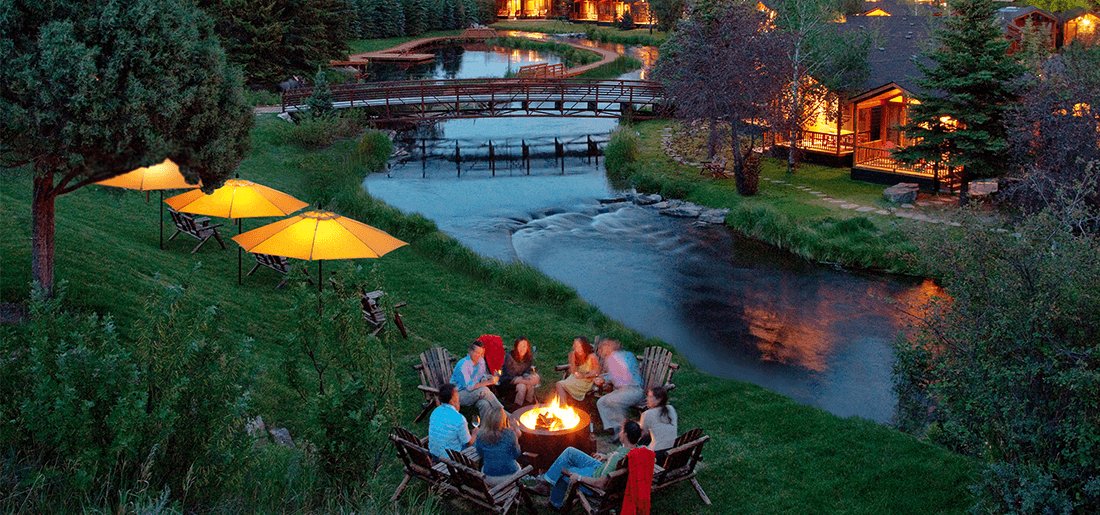 Rustic Inn Creekside Resort & Spa