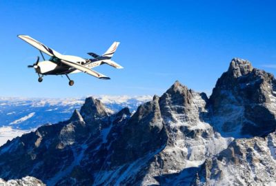 how to fly to jackson hole