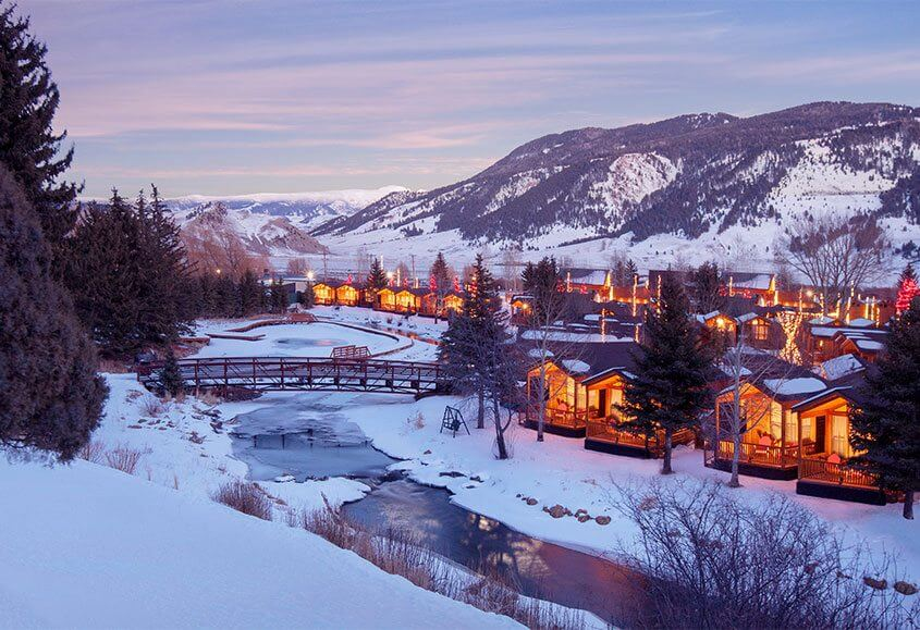 Explore rustic inn boutique hotel photo gallery for Luxury hotel jackson hole