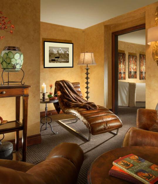 Jackson Hole Resort with Spa