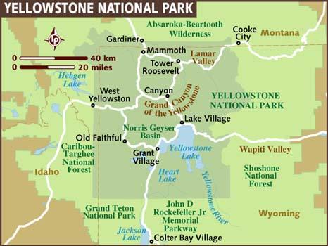 The-Rustic-Inn-Yellowstone-Trail-Map