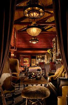 Rustic Inn at Jackson Hole Dining