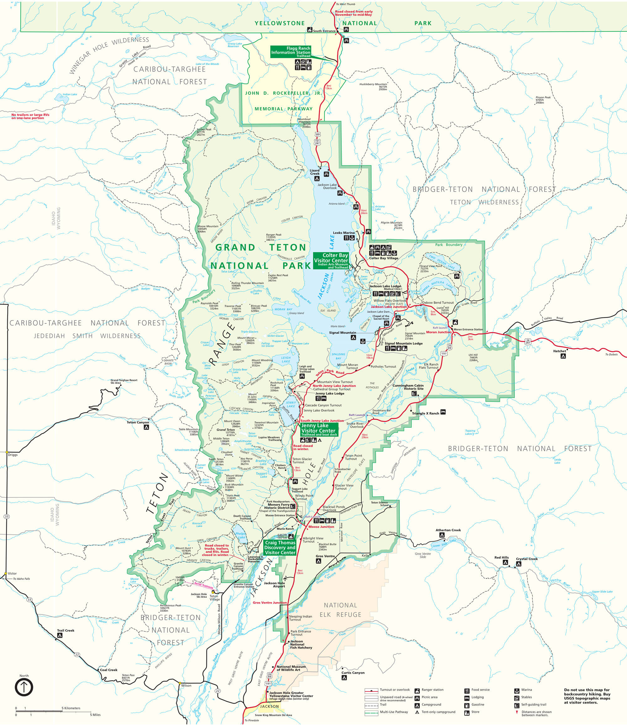 Map Jackson Hole Wyoming Google Search WEST National Parks - Wyoming usa map