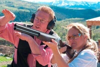 Jackson Hole Shooting Experience
