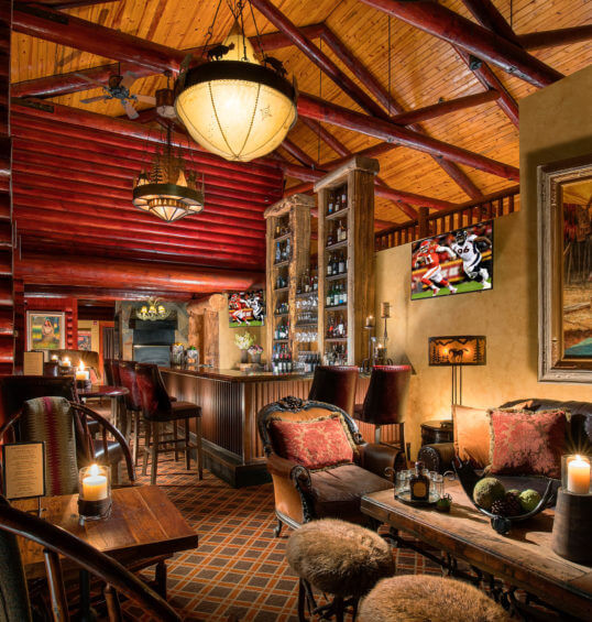 Rustic Inn Resort Bar