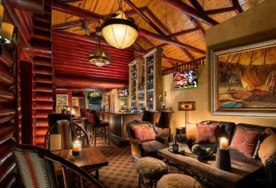 Rustic Inn Resort Bar