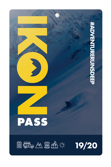 Ikon ski pass
